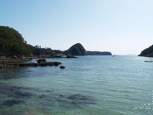 下田の海の写真素材 [FYI00042996]