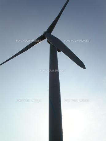 風力発電の素材 [FYI00043013]