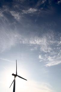 竜洋海洋公園の風力発電機の素材 [FYI00043034]