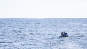 漁へ行くの素材 [FYI00043332]
