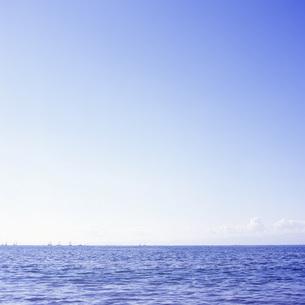 青い空と海の素材 [FYI00043697]