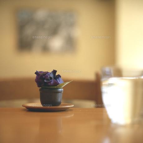 カフェにての素材 [FYI00043717]