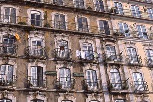 リスボンの街の素材 [FYI00043737]