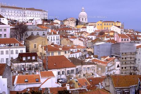 リスボンの景色②の素材 [FYI00043738]