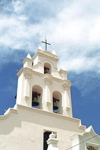 スクレの白い教会の素材 [FYI00043739]