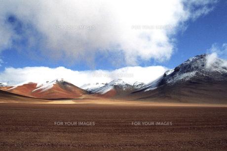 ボリビアの高地②の素材 [FYI00043742]