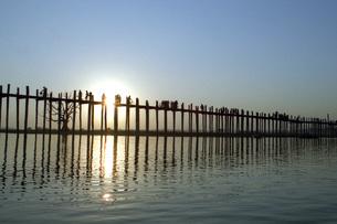 アマラプラの橋の素材 [FYI00043743]