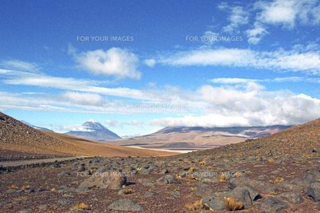 ボリビアの高地の素材 [FYI00043747]
