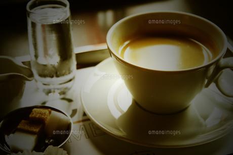 コーヒーの写真素材 [FYI00043816]