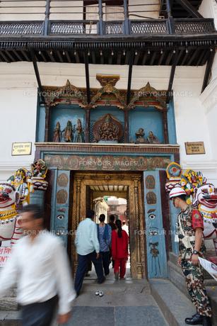 ネパール パクタブルの写真素材 [FYI00043900]
