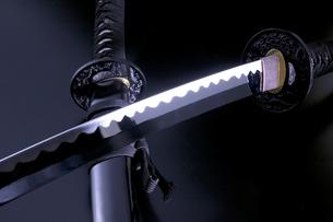 日本刀の写真素材 [FYI00043921]
