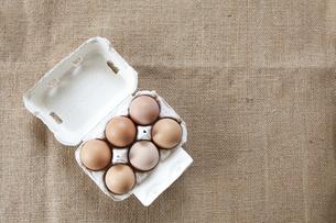 卵パックの写真素材 [FYI00044212]