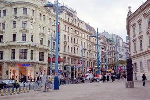 ウィーン市街の写真素材 [FYI00044253]