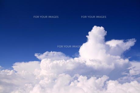 にわとり雲の素材 [FYI00044364]