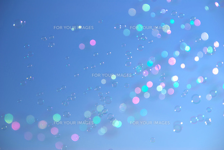 bubble しゃぼん玉の素材 [FYI00044485]