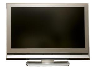 地デジテレビの写真素材 [FYI00044518]