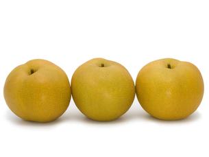 3個の豊水梨の素材 [FYI00044520]