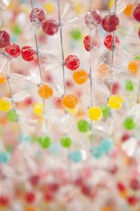 カラフルなキャンディの素材 [FYI00044556]