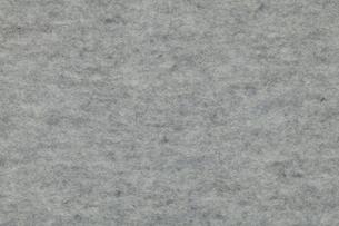 グレーのフェルト背景の写真素材 [FYI00044661]