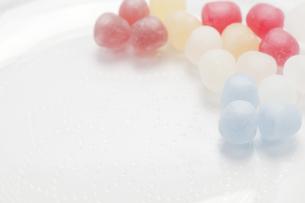 カラフルなキャンディの写真素材 [FYI00044677]