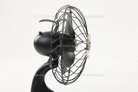レトロな扇風機の写真素材 [FYI00045123]