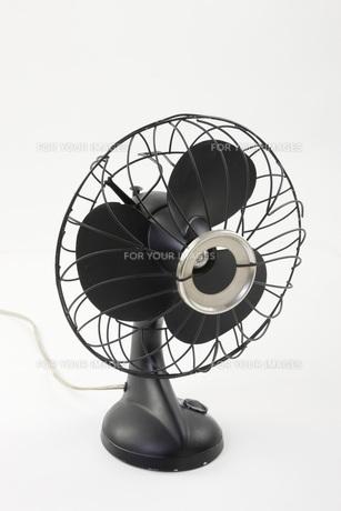 レトロな扇風機の写真素材 [FYI00045140]