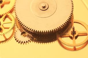 歯車の写真素材 [FYI00045259]