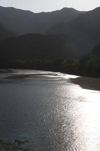 四万十川の写真素材 [FYI00045472]