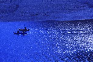 四万十川の写真素材 [FYI00045570]