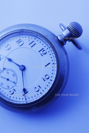 懐中時計の写真素材 [FYI00045600]