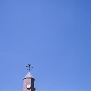 青空と風見鶏の素材 [FYI00045950]