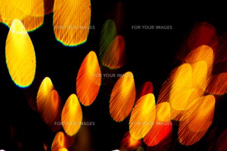 光の模様の素材 [FYI00045998]