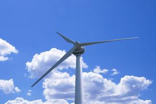 風力発電の写真素材 [FYI00046050]