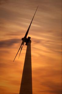 風力発電の写真素材 [FYI00046063]