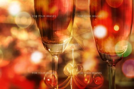 シャンパンの写真素材 [FYI00046068]