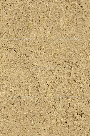 土壁の写真素材 [FYI00046620]