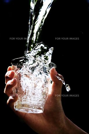 水の写真素材 [FYI00047287]