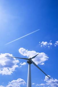 風力発電の写真素材 [FYI00047727]