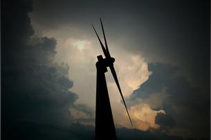 風力発電の写真素材 [FYI00047741]