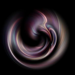 光の渦の写真素材 [FYI00048337]