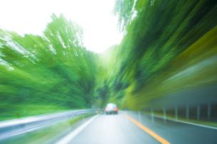 道路の写真素材 [FYI00049299]