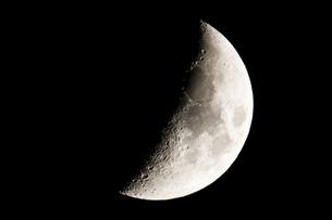 月の写真素材 [FYI00049341]