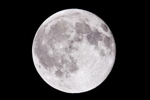 満月の写真素材 [FYI00049357]