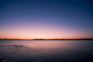 夜明の写真素材 [FYI00049470]