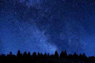 天の川の写真素材 [FYI00049623]