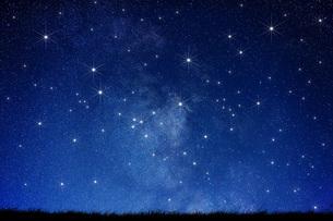 星空の写真素材 [FYI00049628]