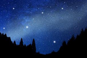 星空の写真素材 [FYI00049630]