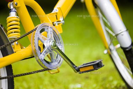 自転車の写真素材 [FYI00049688]