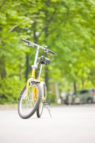 自転車の素材 [FYI00049690]