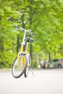 自転車の写真素材 [FYI00049690]